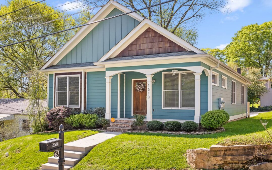 Monthly Staged Property Feature: 1610 W 52 St, Chattanooga, TN