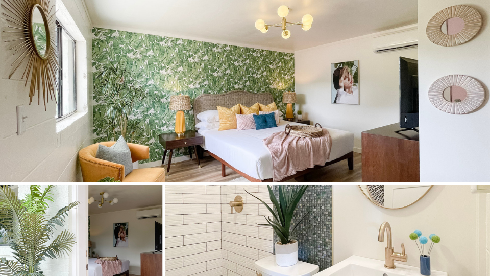 Monthly Property Feature: Short Term Rental Before & After